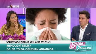 Dr. Tolga Oğuzhan - Beyaz TV Sağlık Zamanı - 23.09.2017