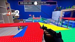 Left 4 Dead 2: ToyZ 2 Survival Map - El mundo de LEGO L4D2 Curiosidades #4