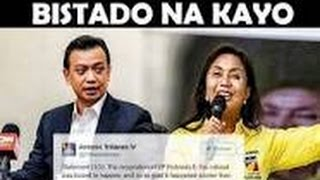 Netizen reveals possible reason why Trillanes and VP Robredo flies to South Korea