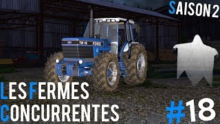 RolePlay LES FERMES CONCURRENTES S2 Épisode 18 Un Tracteur Fantome