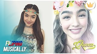 ✔Andrea Brillantes Best Musical.ly Compilation