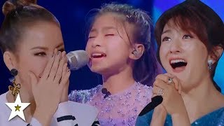 TOP 5 AMAZING Auditions On World's Got Talent 2019!   Got Talent Global