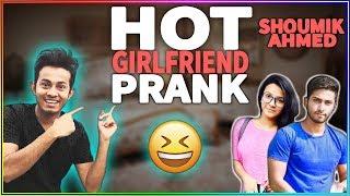 এ কি করলো মেয়েটি, দেখুন ভিডিও সহ? New bangla prank  video 2017 | Shoumik Ahmed Prank | d knockers