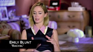 The Girl on the Train - Emily Blunt - Own It Now on Blu-ray, DVD & Digital HD