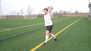 How To Do A Soccer Throw In