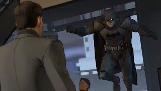 Batman: The Telltale Series - All Batman Fight Scene (FIGHT Compilation)