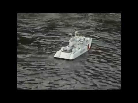 SAR 33 Coast Guard von Robbe