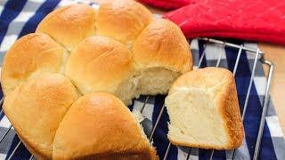 Fluffy Asian Milk Bread Recipe (Hokkaido Milk Bread)   Asian Recipes