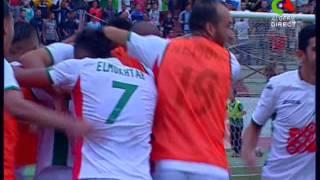 اهداف مباراة ( سريع غليزان 2-0 إتحاد بلعباس ) الدوري الجزائري