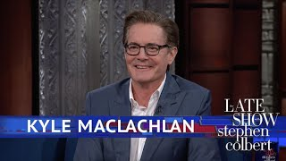 Kyle MacLachlan Got A Role That Stephen Wanted More Than Anything