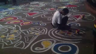 Shuvo Noboborsho  Pohela Boishakh Bengali New Year Wishing Video 2016 at Brac University