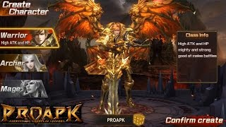 Eternal Crusade Android Gameplay (by Ujoy) (iOS/Android)