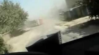 KBR Convoy Ambushed in Iraq