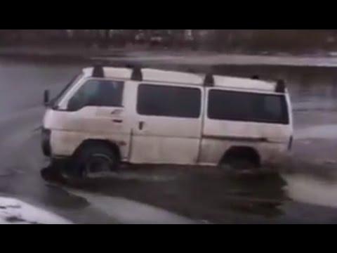Интересные фургоны - Nissan Caravan/Urvan/Homy