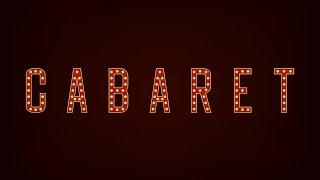 CABARET - Deerfield Academy Winter 2016 Musical