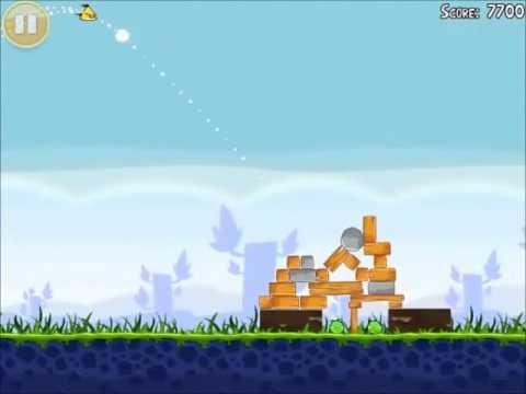 Xxx Mp4 Official Angry Birds Walkthrough Poached Eggs 1 20 3gp Sex