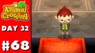 Animal Crossing: New Leaf - Part 68 - Shyness (Nintendo 3DS Gameplay Walkthrough Day 32)