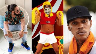 Cmr DISS Vybz Kartel And Squash | Alkaline Video Cant Be Compared To Kyng Jay Gyal Specialist