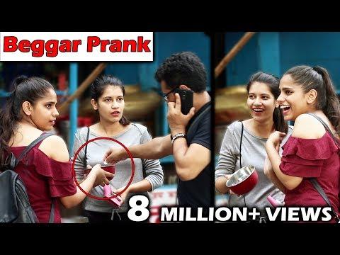 Xxx Mp4 Beggar With A Twist Prank Pranks In India 2018 Unglibaaz 3gp Sex