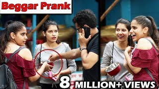 Beggar with a Twist Prank | PART 2 | Pranks in India 2018 | Unglibaaz