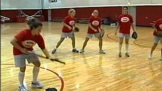 Indoor Hitting Drills for Softball