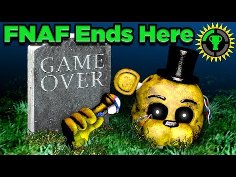 Game Theory FNAF This is the End FNAF Ultimate Custom Night