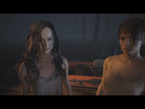 Resident Evil 7 All Choices All Endings Save Mia Ending and Save Zoe Ending
