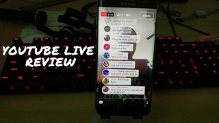 YouTube Live Review!!!