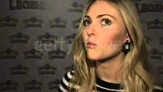 AnnaSophia Robb Ringling Bros and Barnum & Bailey presents Legends - Interview (20 Februar)