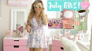 July Favorites!👜💕Current Beauty, Girly Decor and Lifestyle Must Haves!👜💕-SLMissGlam👑💕