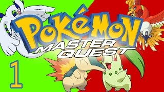 LET THE GAMES BEGIN! - POKEMON MASTER QUEST / EP1 - GRIND CAST