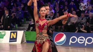 2015 Vienna World Open LAT   The Semi-Final Reel   DanceSport Total