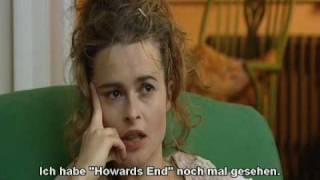 HBC interview about Howard's End Part1