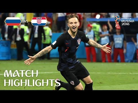 Xxx Mp4 Russia V Croatia 2018 FIFA World Cup Russia™ Match 59 3gp Sex