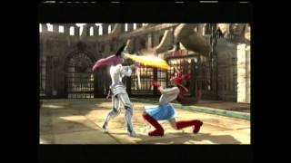 Soul Calibur 5 - Lala & Magical Kyoko (To Love-Ru)