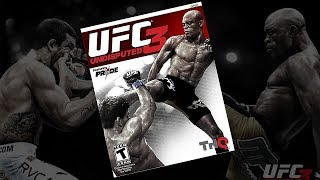 What EA Sports UFC 3 Could Learn From UFC Undisputed 3 #1 - Training!