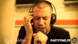 KING RIDDIM - Freestyle at PartyTime 2012