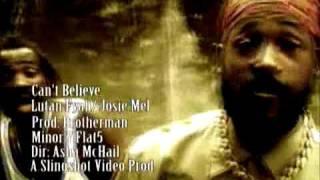 Lutan Fyah -  Can't Believe   (OFFICIAL VIDEO)