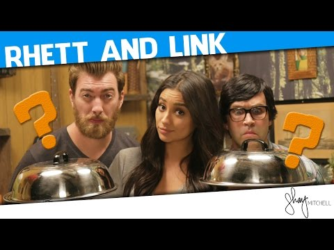 Meal or No Meal with Rhett & Link Good Mythical Morning Bonus Round