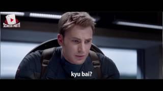 Civil War Hindi Trailer  dubbed in hindi spoof