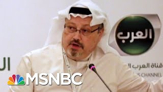 Corker: Everything Points To Saudis Being Responsible For WaPo Contributor | Andrea Mitchell | MSNBC