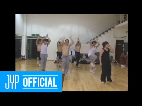 "2PM ""10 out of 10(10점 만점에 10점)"" Undisclosed Practicing Video Clip"