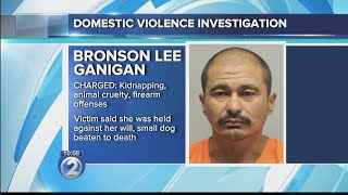 Hawaii island man accused of holding woman against her will, killing dog