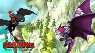 How To Train Your Dragon - DAWN OF NEW RIDERS #3