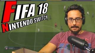 Fifa 18 - Türkçe - Nintendo Switch - Handheld ve TV Mod!