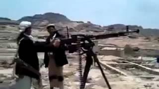 خبير سلاح الرشاش يمني ههههههه شاهد ماذا سوف يحدث