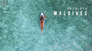 KALOEA Surfer Girls - Absolute Maldives (HD Drone 2016)