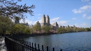 Central Park Tour - New York City (2017)