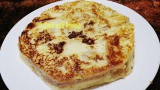 പാലും ബ്രഡും കൊണ്ടൊരു ഇഫ്താർ സ്പെഷ്യൽ കേക്ക് / ifthar special malabar bread milk cake recipe