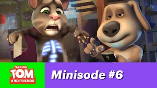 There's an App for That  - Talking Tom and Friends Minisode 6